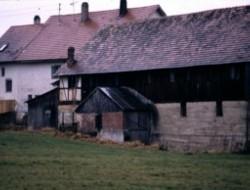 Sägmühle Eiberle Zillishausen